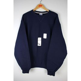 RUSSEL ATHLETIC / CREWNECK SWEAT / navy