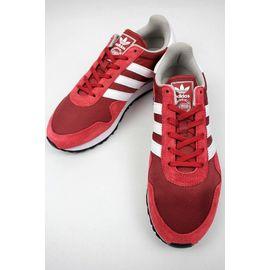 adidas ORIGINALS / HAVEN / dark red×white