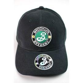 BROOKLYN BREWERY / LOGO STRAPBACK CAP / black