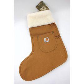 CARHARTT / CHRISTMAS STOCKING / carhartt brown