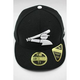 """NEWERA / """"CHICAGO WHITE SOX"""" PROFILE FITTED CAP / black"""