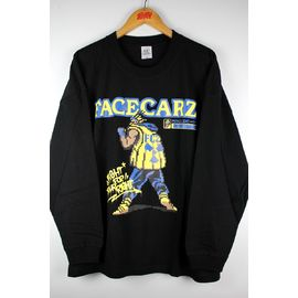 "FACECARZ / ""FINAL FIGHT"" LS Tee / black"
