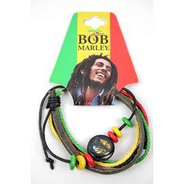 "BOB MARLEY / ""MARLEY PROFILE"" BRACELET"