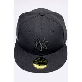 "NEWERA / ""NEWYORK YANKEES"" GORE-TEX FITTED CAP / black×black"