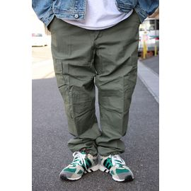ROTHCO / RIP-STOP BDU CARGO PANTS / olive