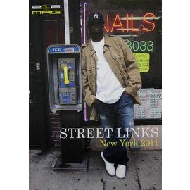 212 MAGAZINE / STREET LINKS 2011 NEWYORK