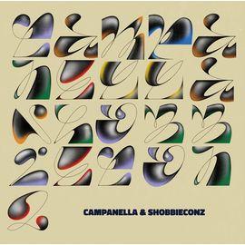 CAMPANELLA & SHOBBIECONZ / ORE LA IN YA AREA [MIX CD] ROYALTY CLUB