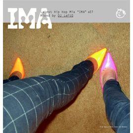 IMA #27 / LATEST HIPHOP MIX ~MIXED by DJ LeFtO