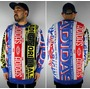 "adidas ORIGINALS / ""SCARF"" KNIT SWEATER / multi"
